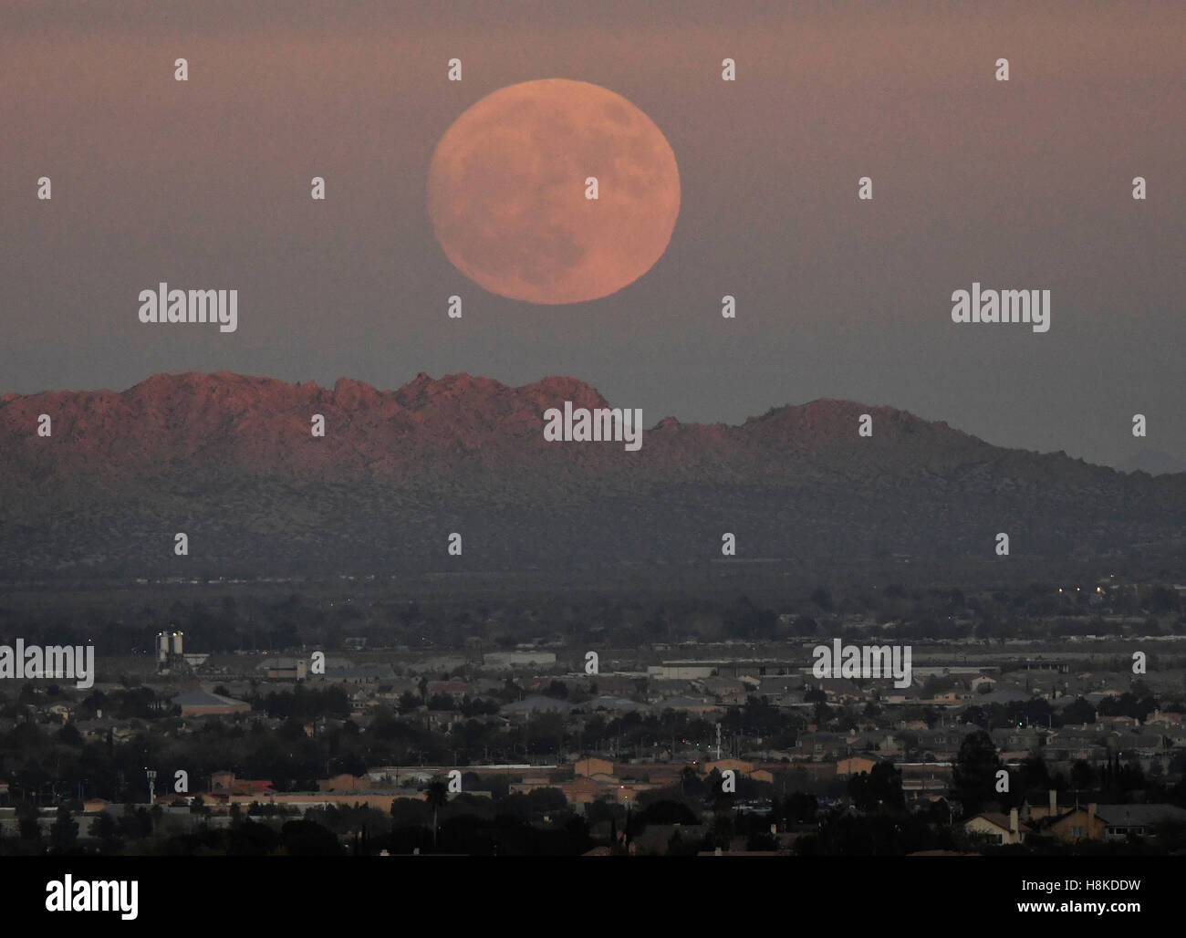 5178486a4fd85 The Super Moon Stock Photos   The Super Moon Stock Images - Alamy