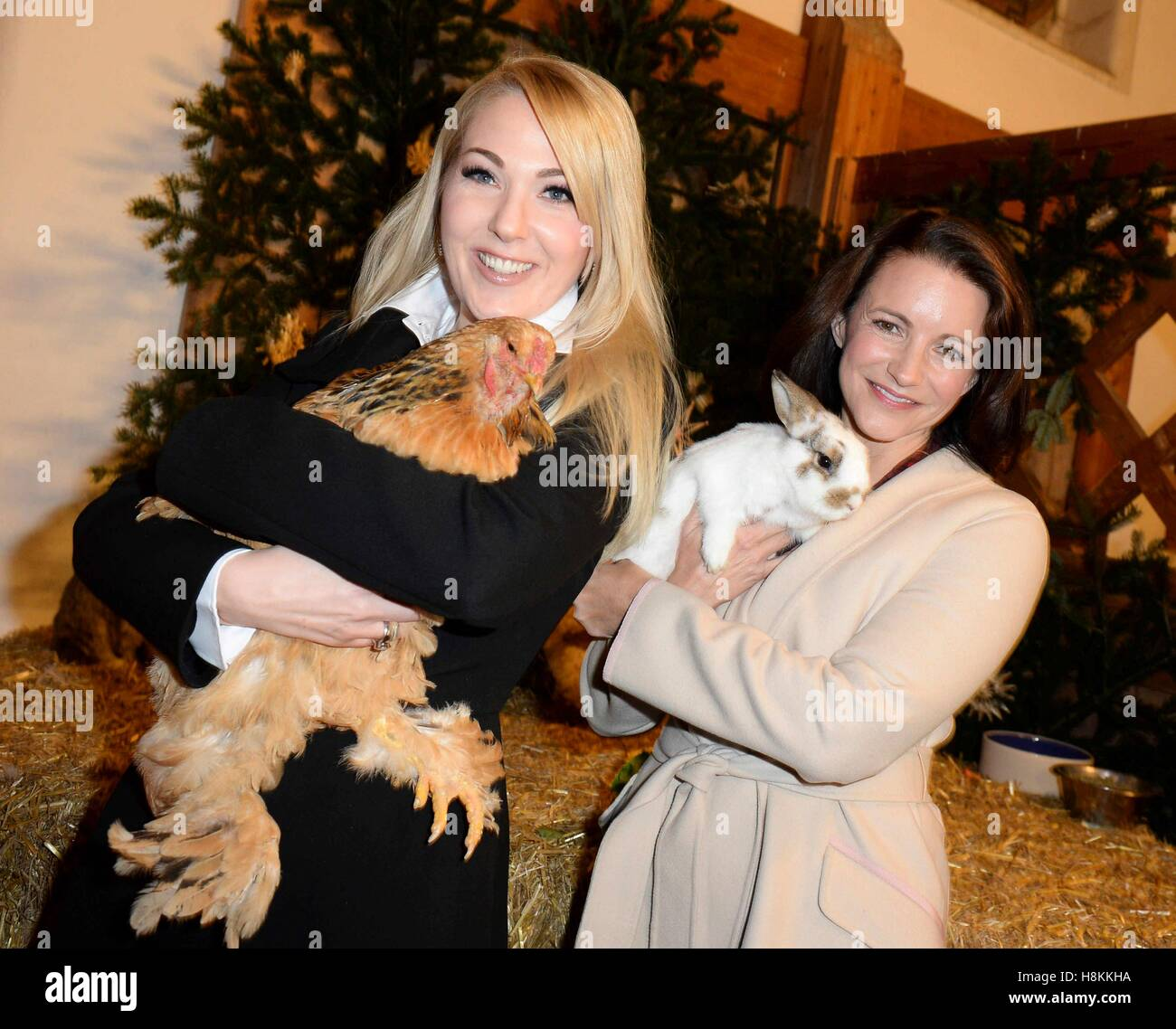 Kristin Davis, Kathrin Glock ! ! ! FRANCE and GERMANY OUT ...