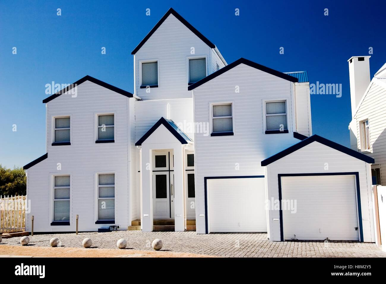 Modern Houses In South Africa Stock Photo 125831193 Alamy