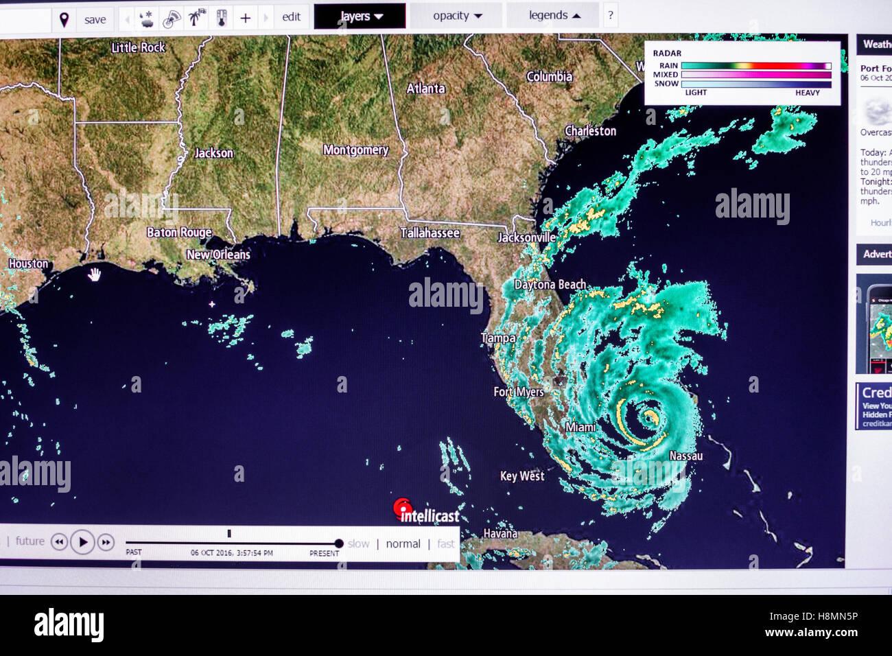 weather miami radar map Radar Map High Resolution Stock Photography And Images Alamy weather miami radar map