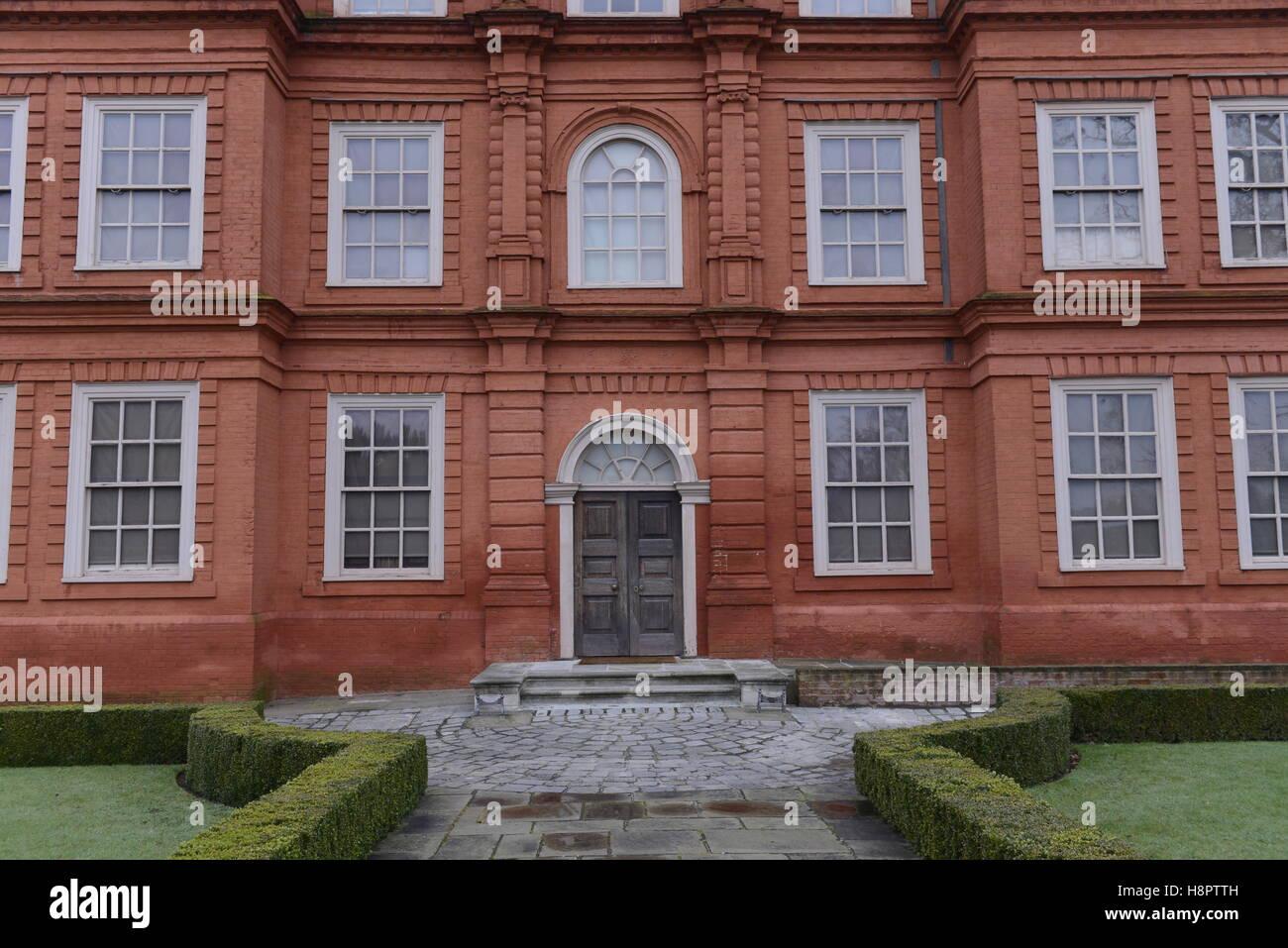 Kew Palace kitchens building, Kew Gardens London - Stock Image