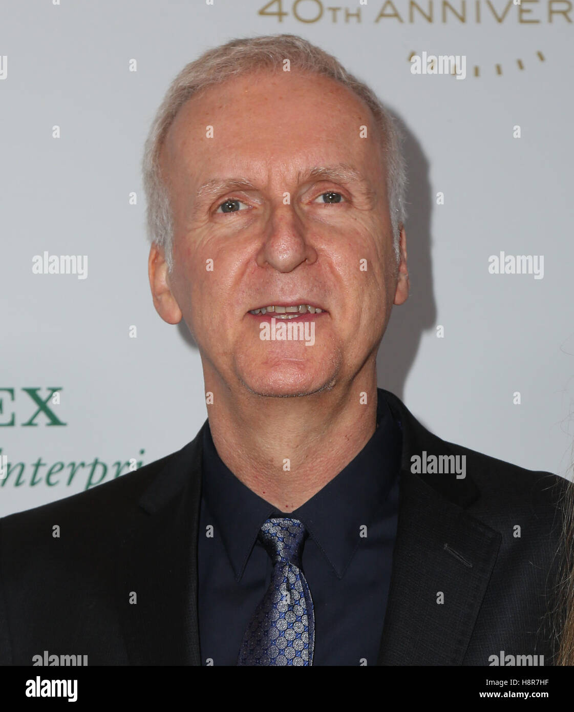 James Cameron: James Cameron Director Usa Stock Photos & James Cameron