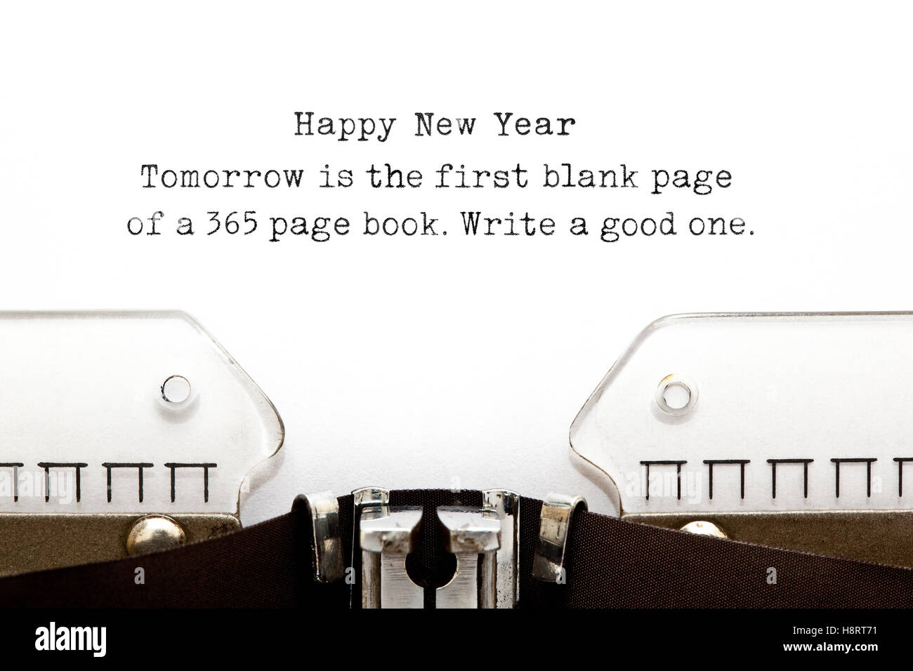 Words Of Wisdom For The New Year Stock Photos & Words Of Wisdom For ...