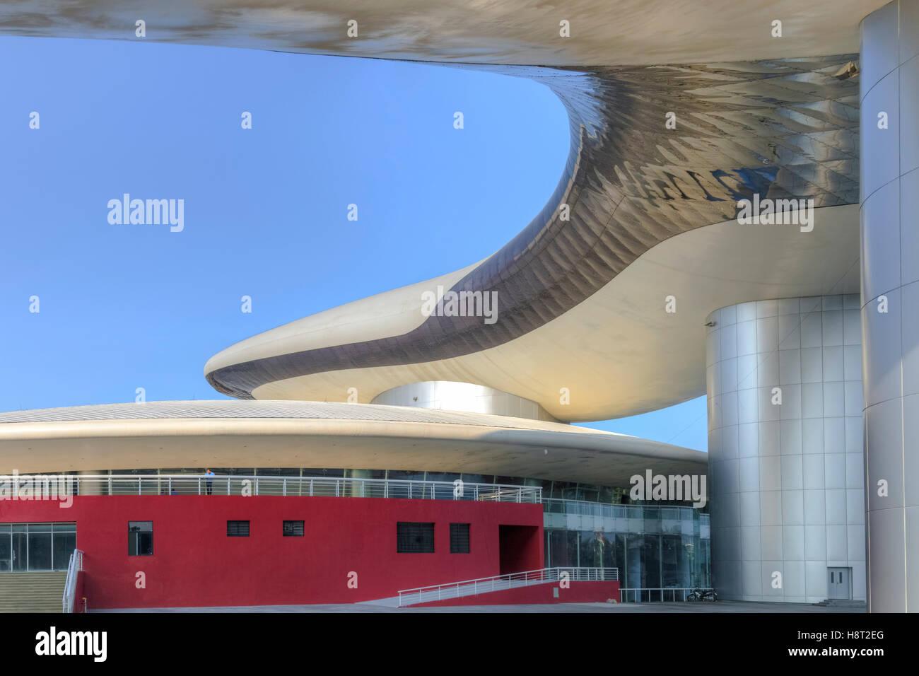 Quang Ninh Exhibition Center, Halong Bay, Vietnam, Indochina, Asia Stock Photo