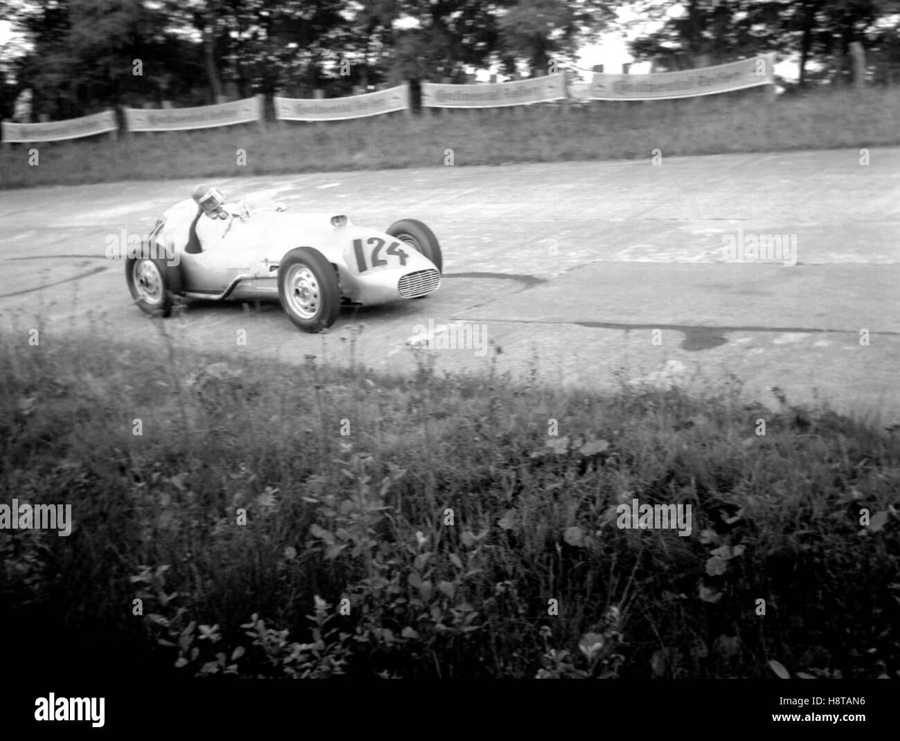 1952 GERMAN GP NIEDERMAYR AFM BMW - Stock Image