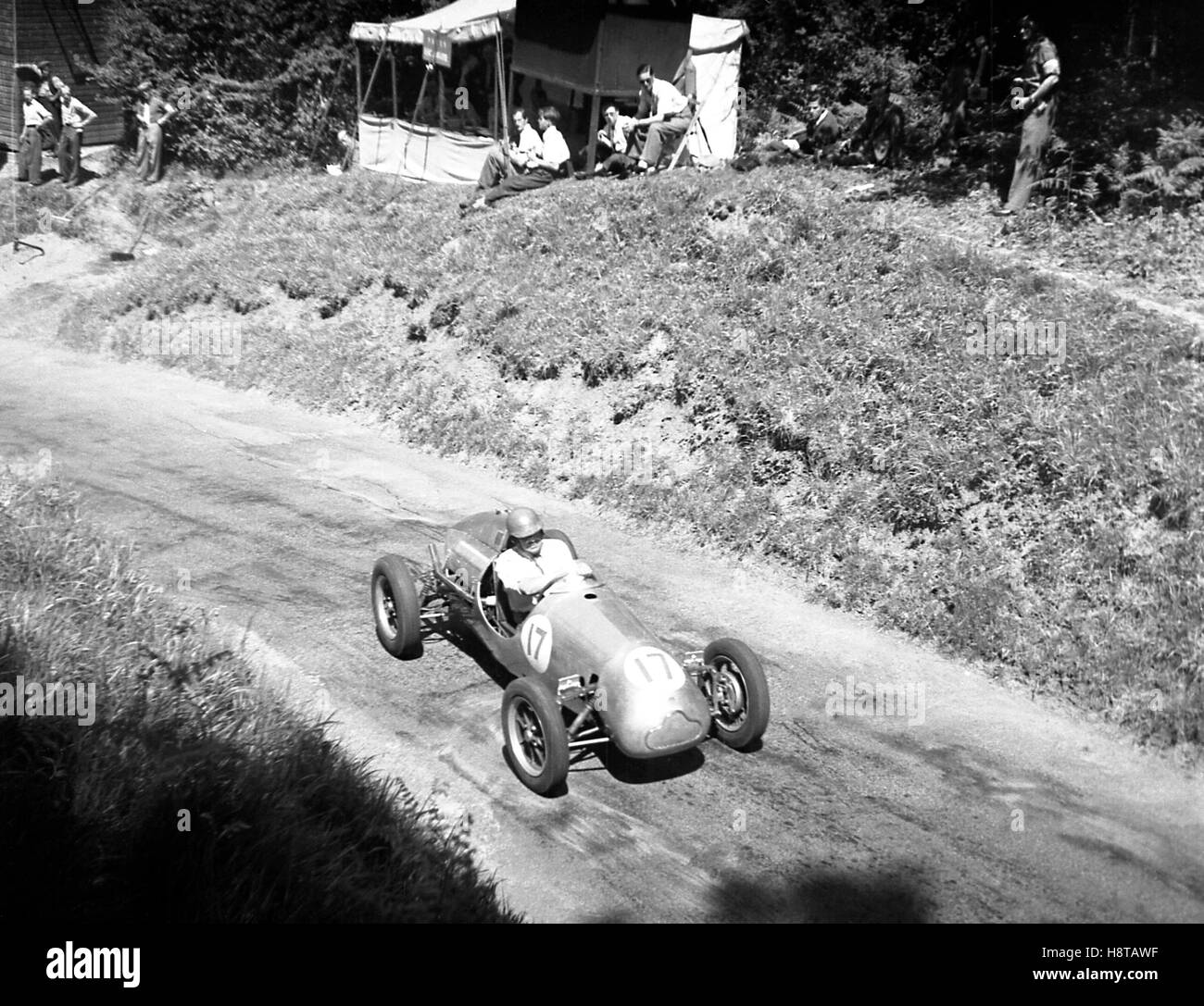 1953 SHELSLEY COOPER MYSTERY - Stock Image