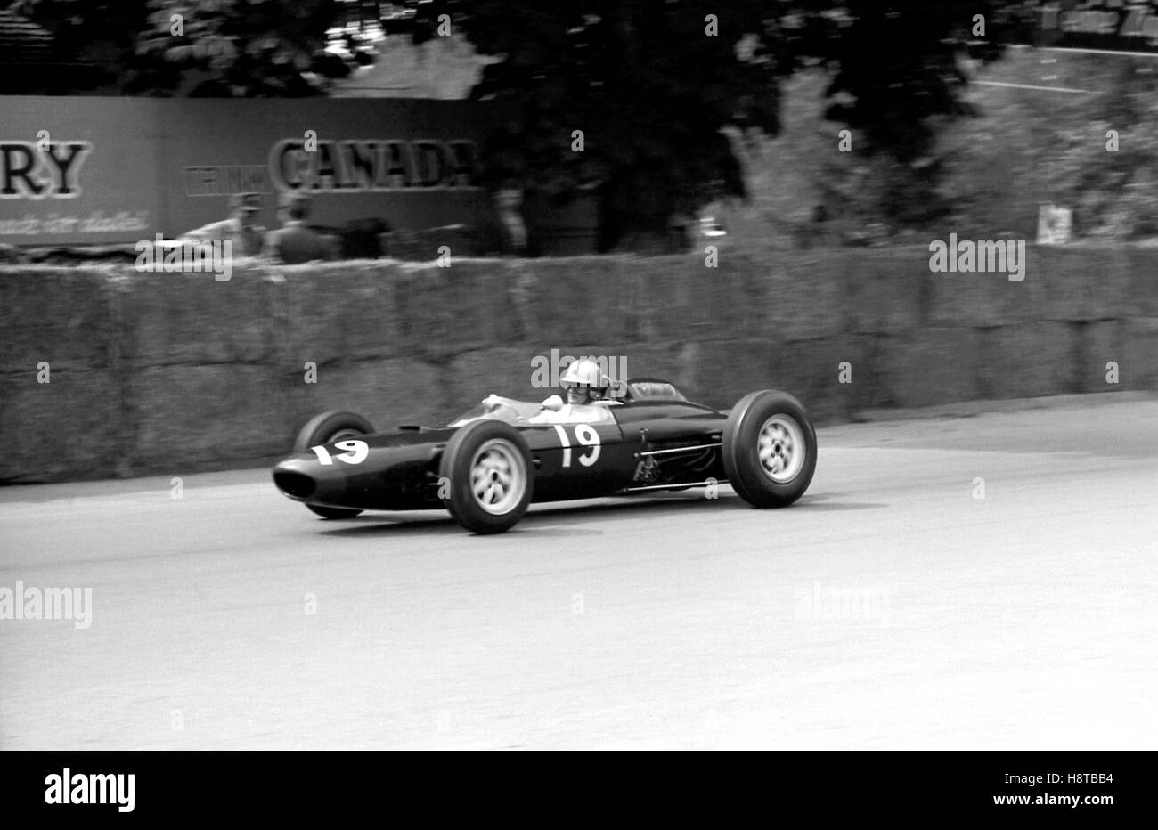 1963 SOLITUDE GP CHRIS AMON PARNELL LOLA CLIMAX - Stock Image