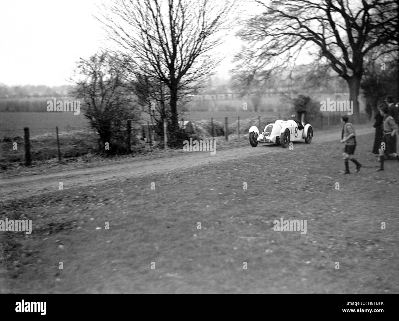 ALTA IN SPRINT OR RAC RALLY - Stock Image