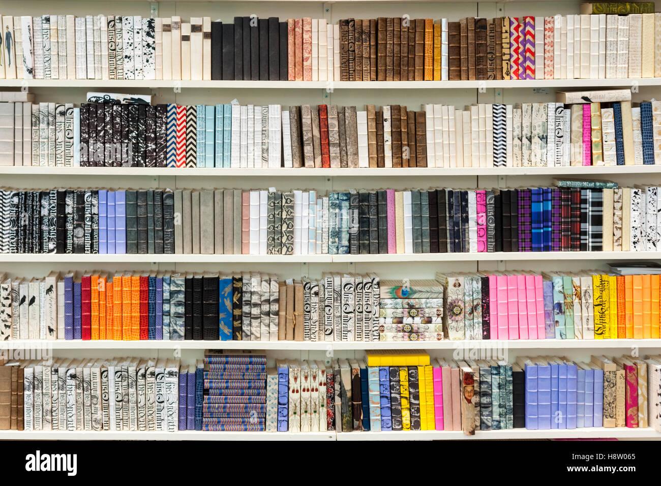 New York City NY USA Bookshelf
