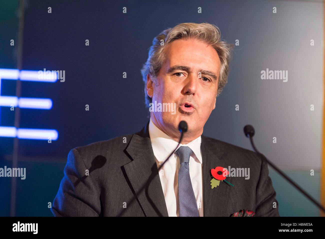 Mark Robert Timothy Garnier - a British Conservative Party politician who is the Member of Parliament for Wyre Forest - Stock Image