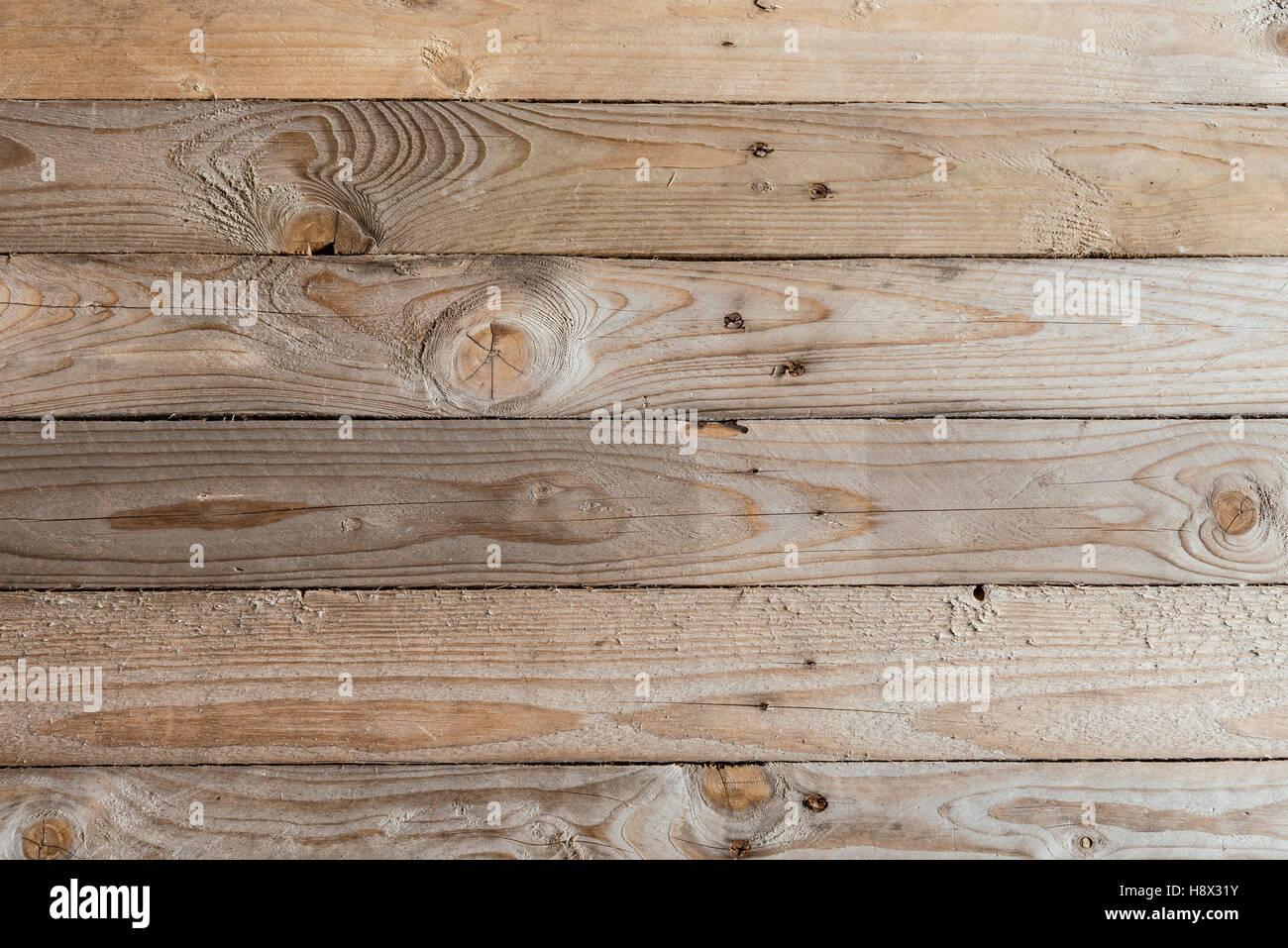 Image of raw wood planks background. - Stock Image