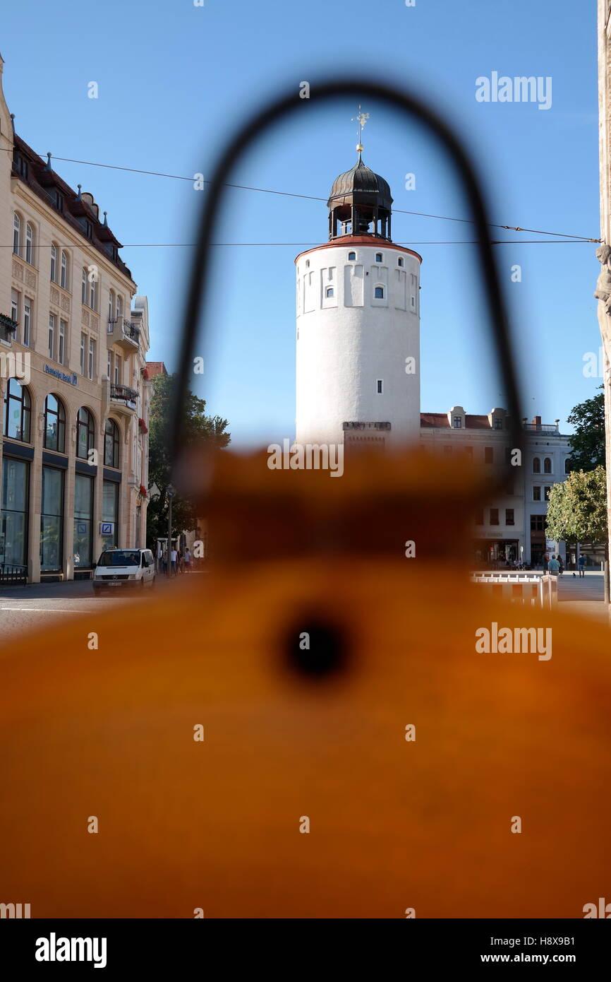 Dicker Turm in Görlitz, Deutschland - Stock Image
