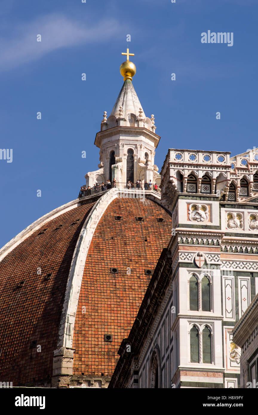 Cupola Del Brunelleschi Stock Photos Cupola Del