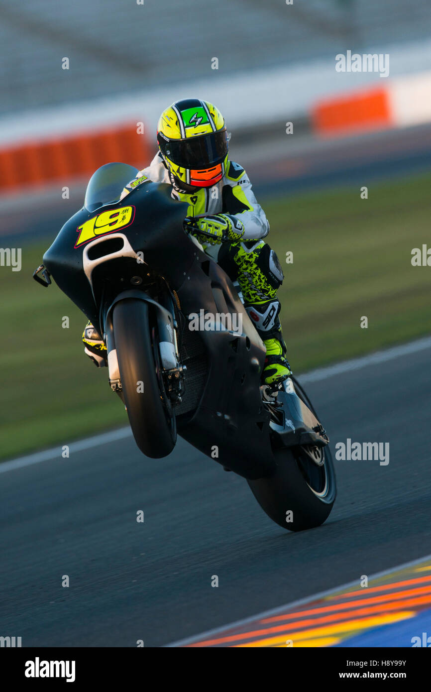 Ducati Motogp Wheelie Stock Photos & Ducati Motogp Wheelie Stock Images - Alamy