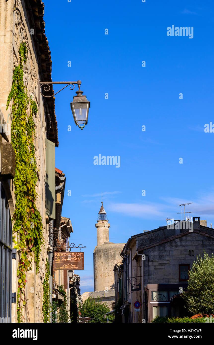 La tour de Constance Aigues Mortes Camargue France 30 - Stock Image