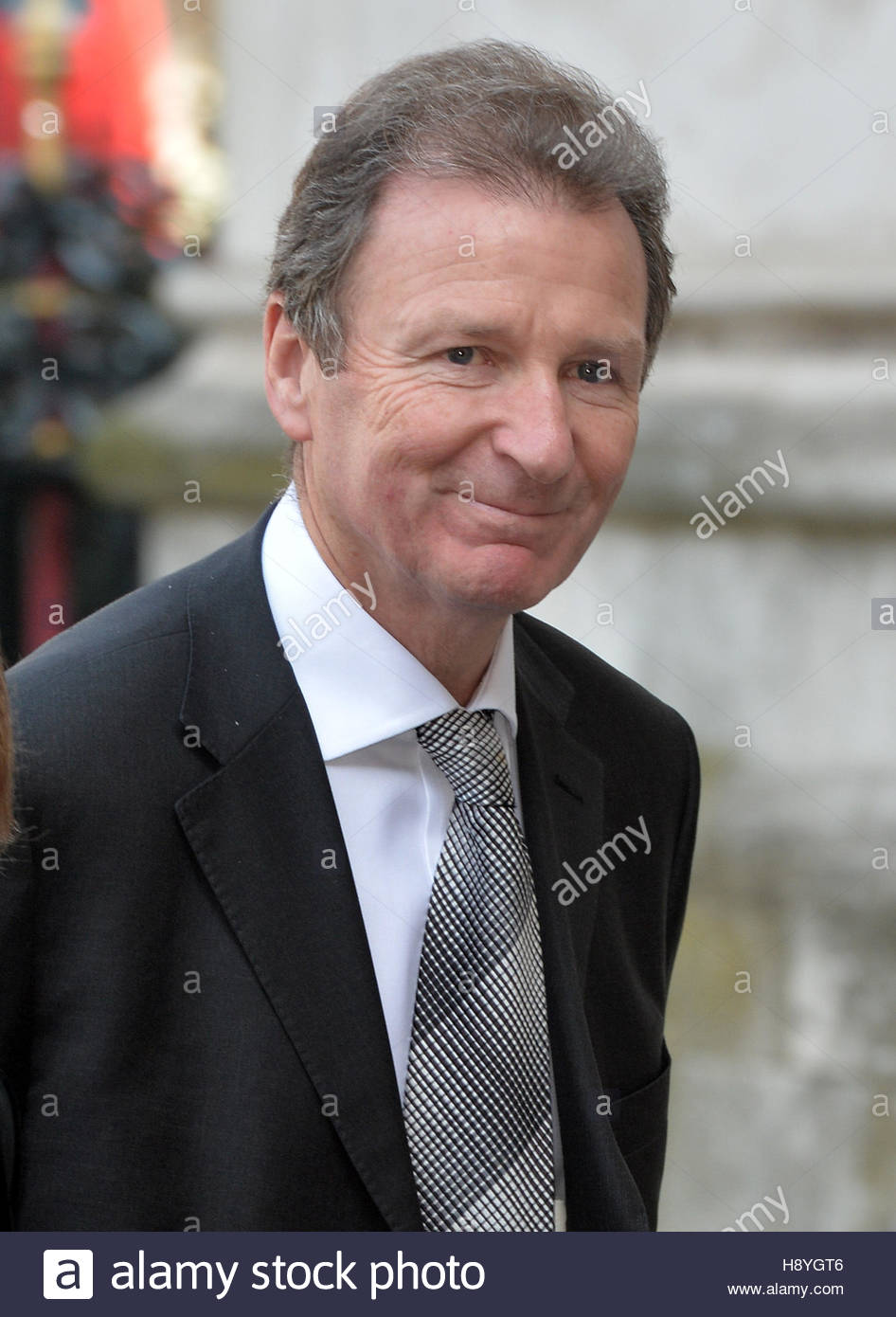 """File photo dated 13/03/14 of Lord Gus O'Donnell who has warned the civil service is not prepared for the """"enormous Stock Photo"""