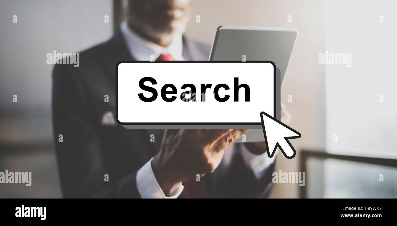 Search Searching Finding Looking Optimisation Concept - Stock Image