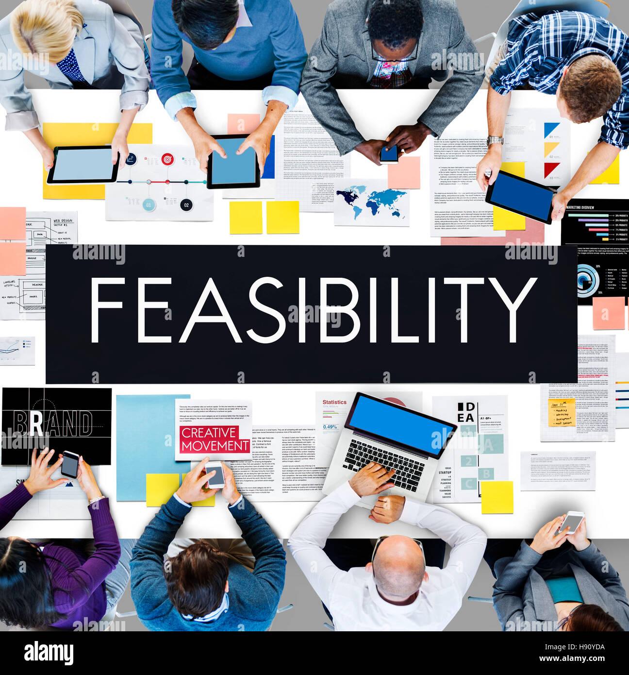 Feasibility Analysis Stock Photos Amp Feasibility Analysis Stock Images Alamy