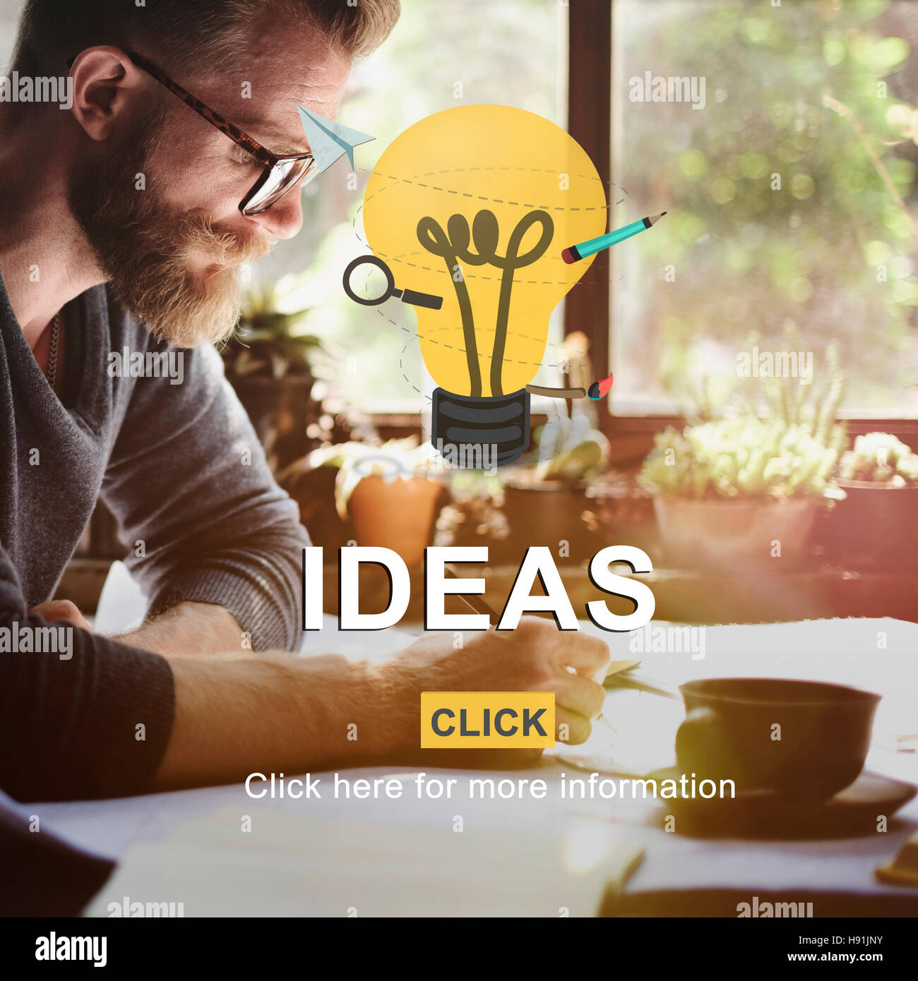 Ideas Proposition Strategy Suggestion Tactics Concept - Stock Image
