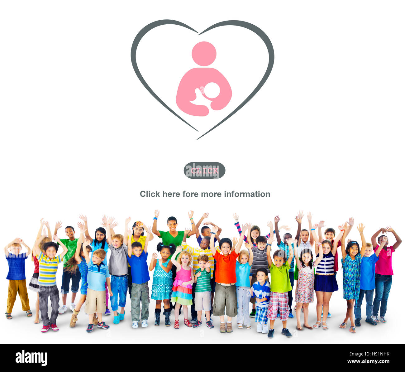 Mother Mommy Mum Parent Woman Perenting Concept - Stock Image