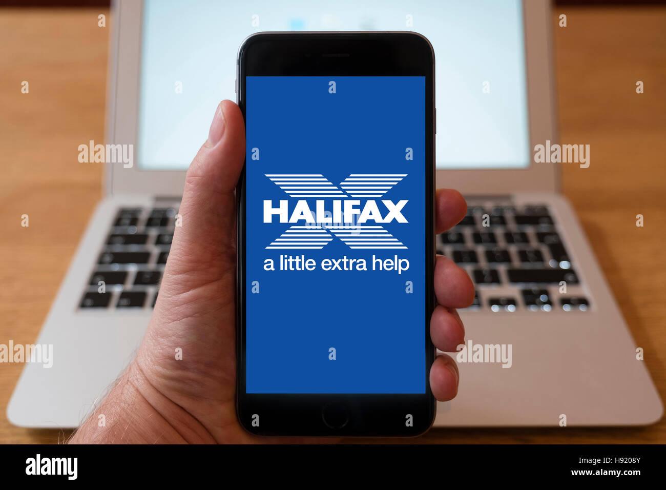 Halifax Bank Stock Photos & Halifax Bank Stock Images - Alamy