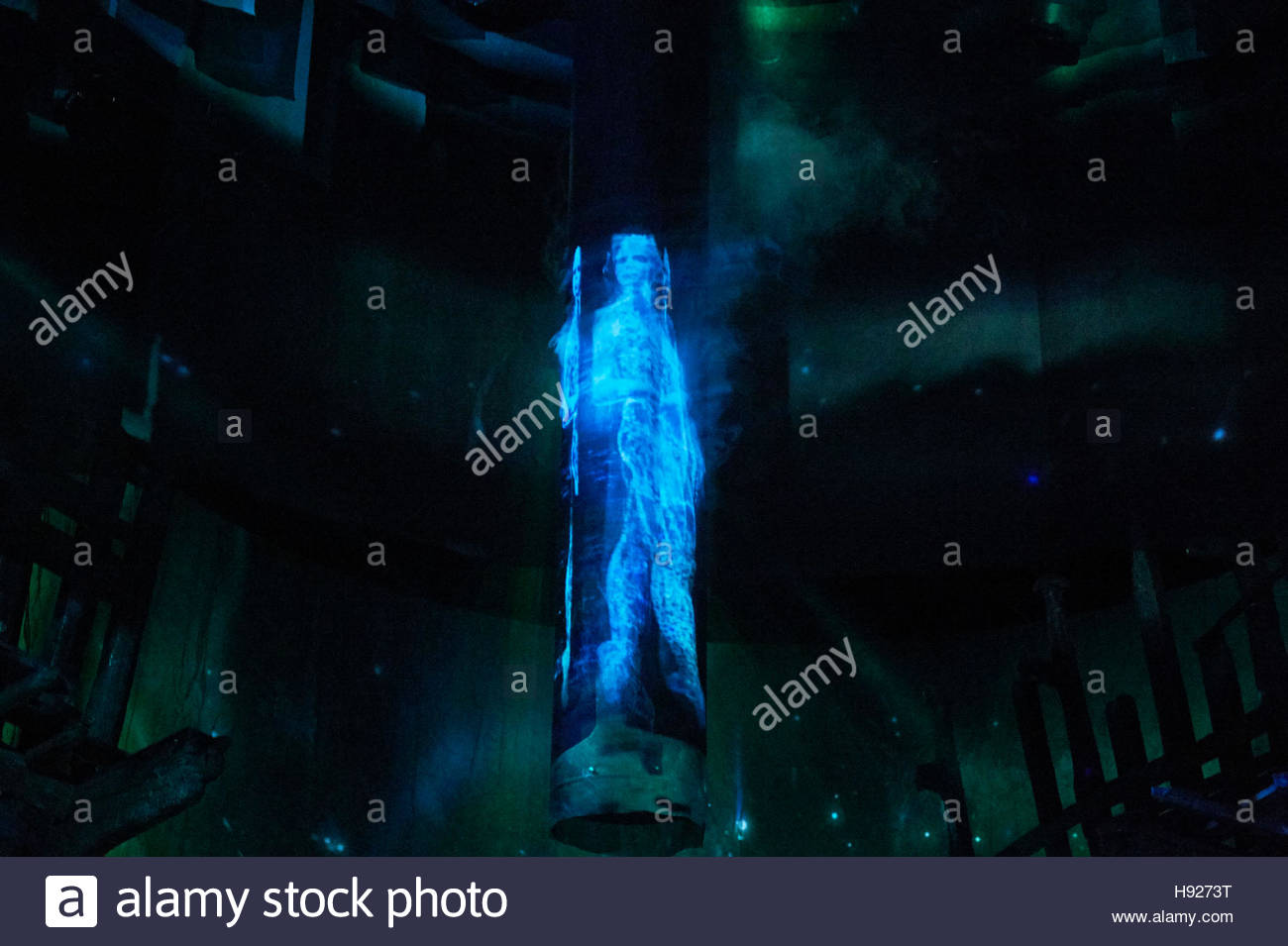The Tempest by William Shakespeare, A Royal Shakespeare Company Production directed by Gregory Doran. With Mark - Stock Image