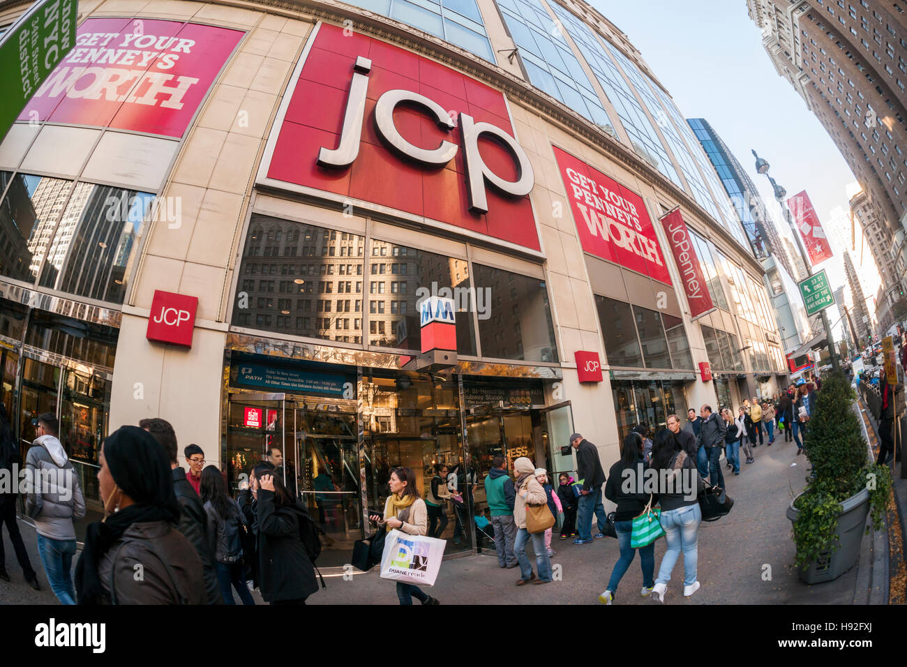 7e1b15e89 The Midtown Manhattan JCPenney department store in New York is seen on  Friday