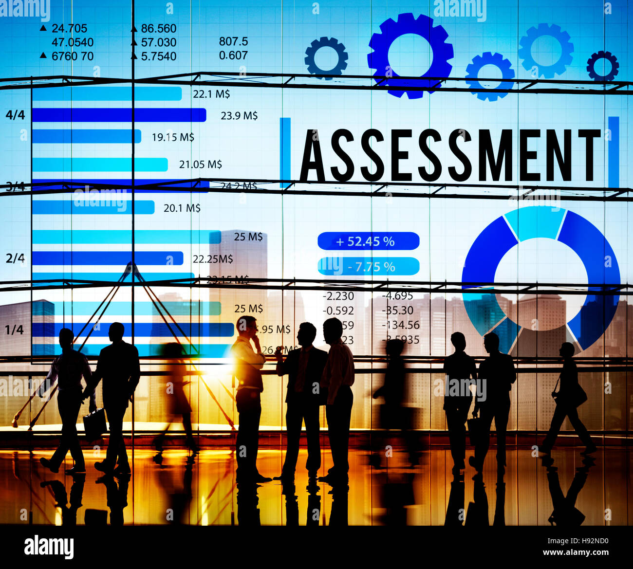 assessment evaluation and measurement
