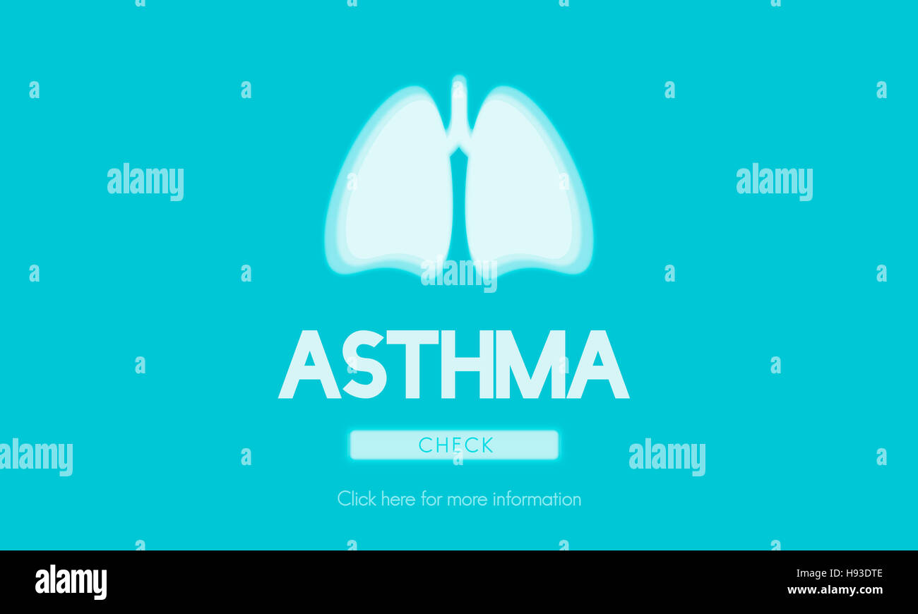 Lungs Medicine Pneumonia Asthma Bronchitis Concept Stock Photo