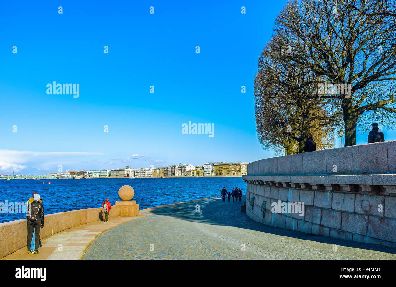 Overview of swimming pools on Vasilyevsky Island in St. Petersburg 46
