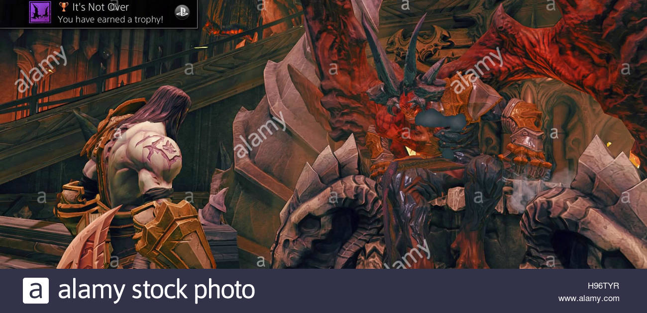darksiders ii deathinitive edition ps4 trophies
