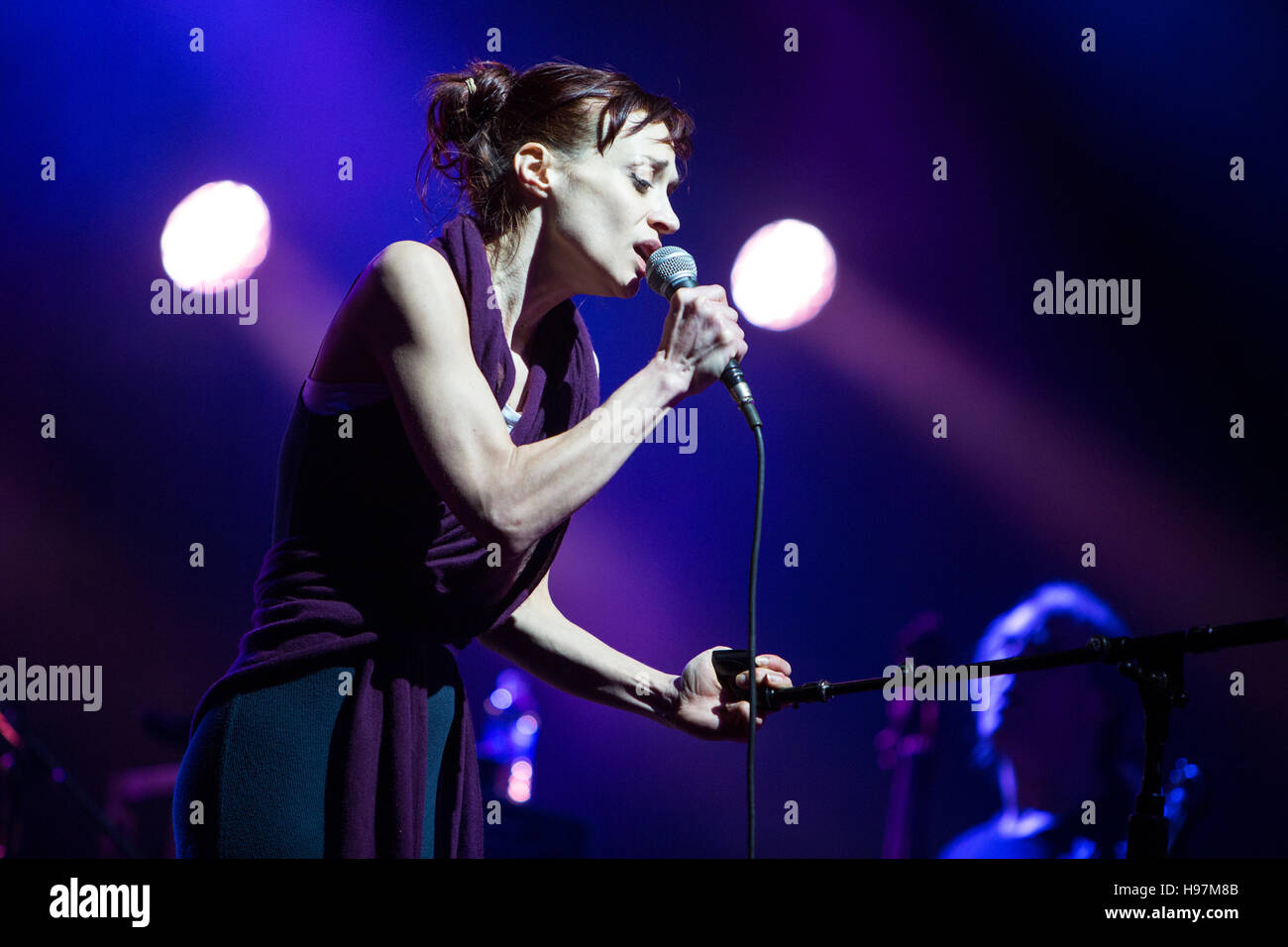 fiona apple - Stock Image