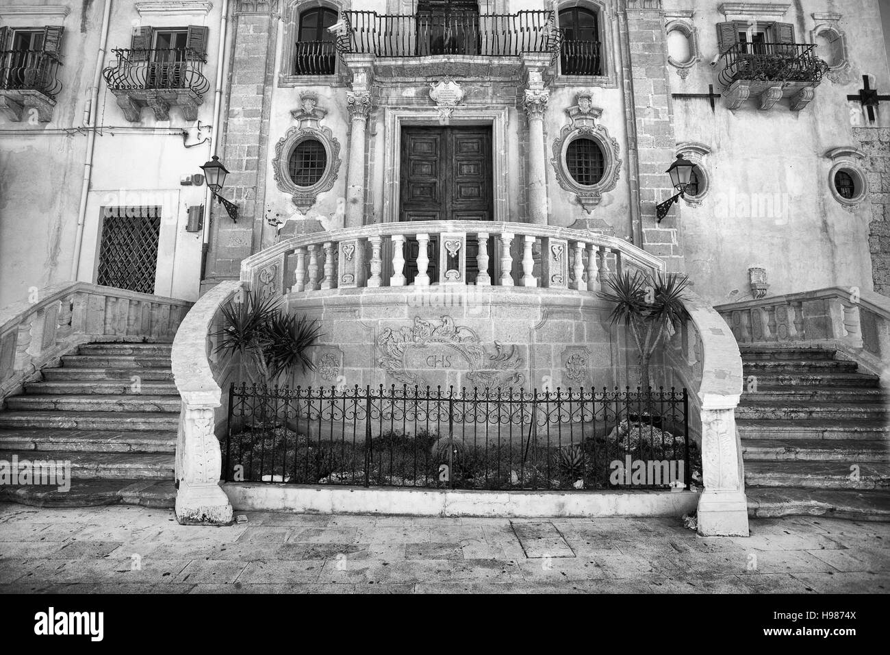 Casa & Co Milazzo lesene stock photos & lesene stock images - alamy