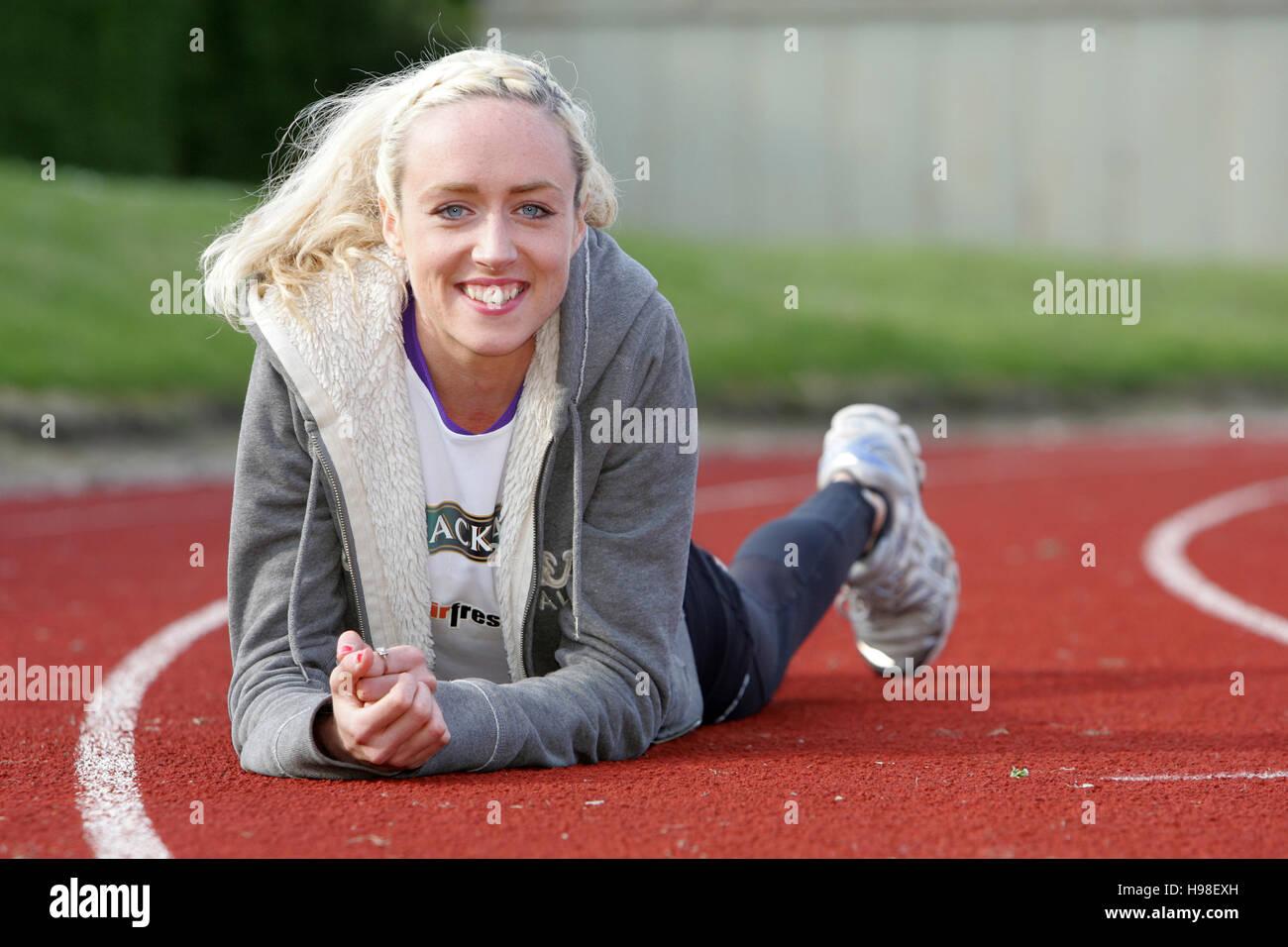 Eilish McColgan Stock Photo