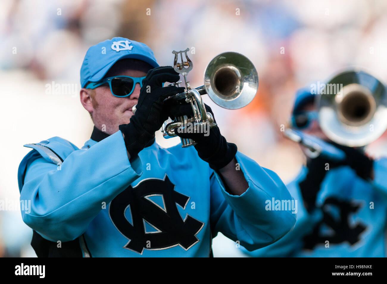 Chapel Hill, North Carolina, US. 19th Nov, 2016. Nov. 19, 2016 - Chapel Hill, N.C., USA - The University of North Stock Photo