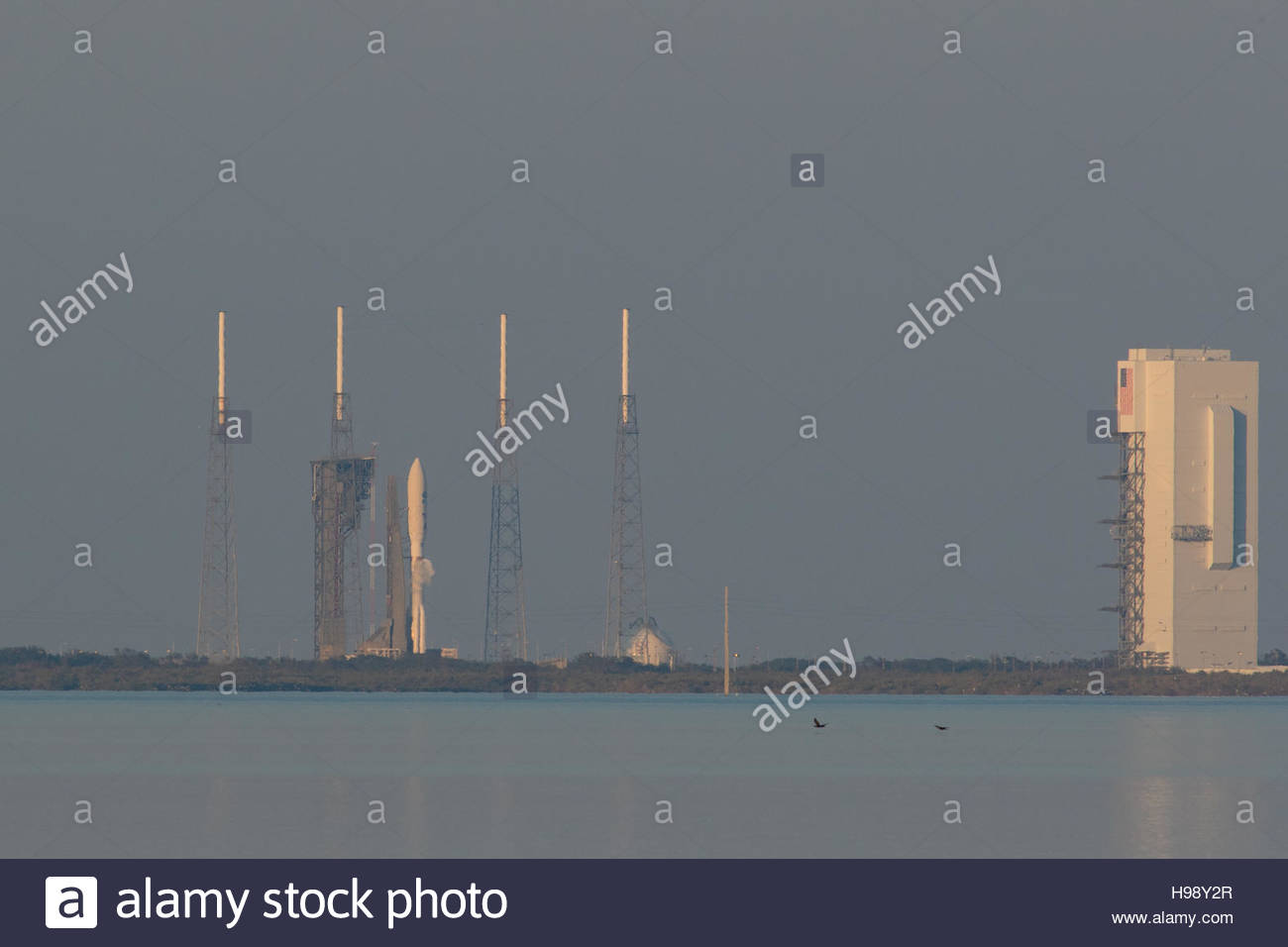 Forecasting weather satellite stock photos forecasting weather cape canaveral usa 19th nov 2016 goesr satellite for noaa and nasa freerunsca Images