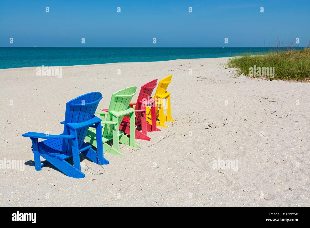 Bon Florida, Captiva Island, Captiva Beach, Beach Chairs