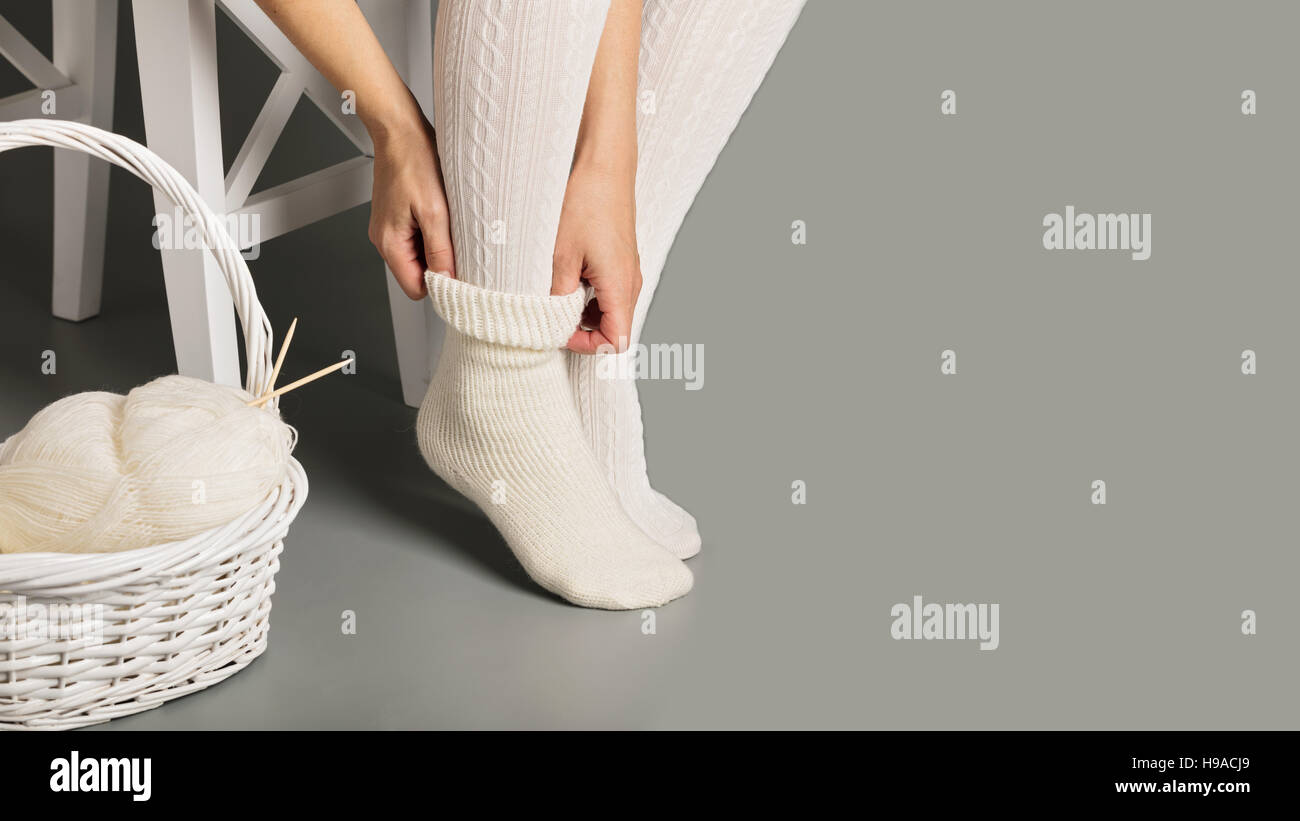 Wool Tights Stock Photos Amp Wool Tights Stock Images Alamy