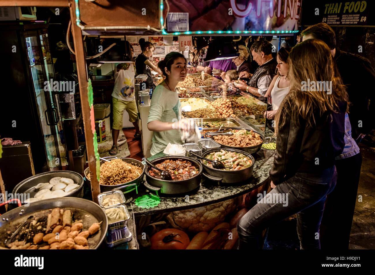 Chinese Food Greenwich London