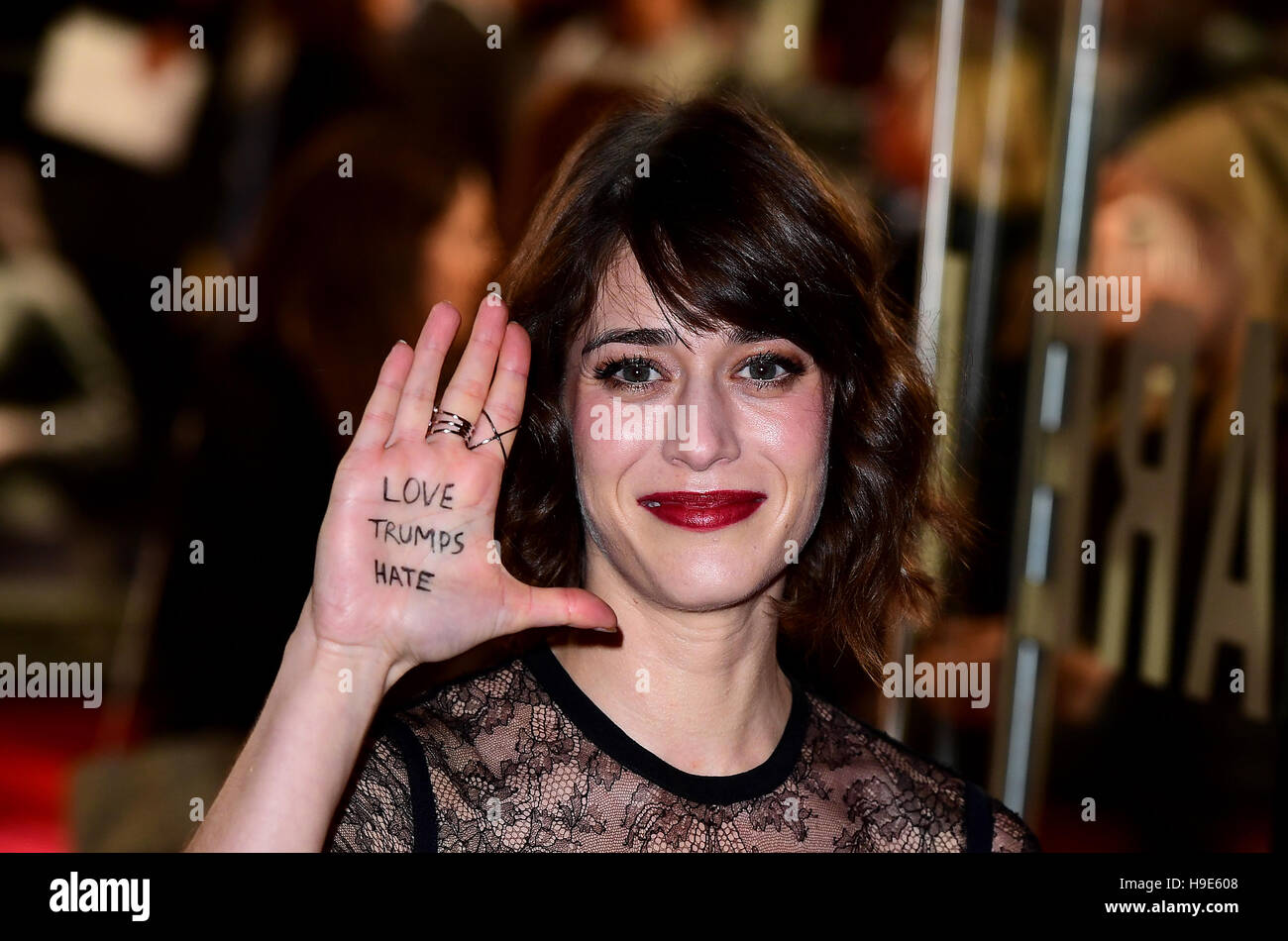 Watch Lizzy Caplan video