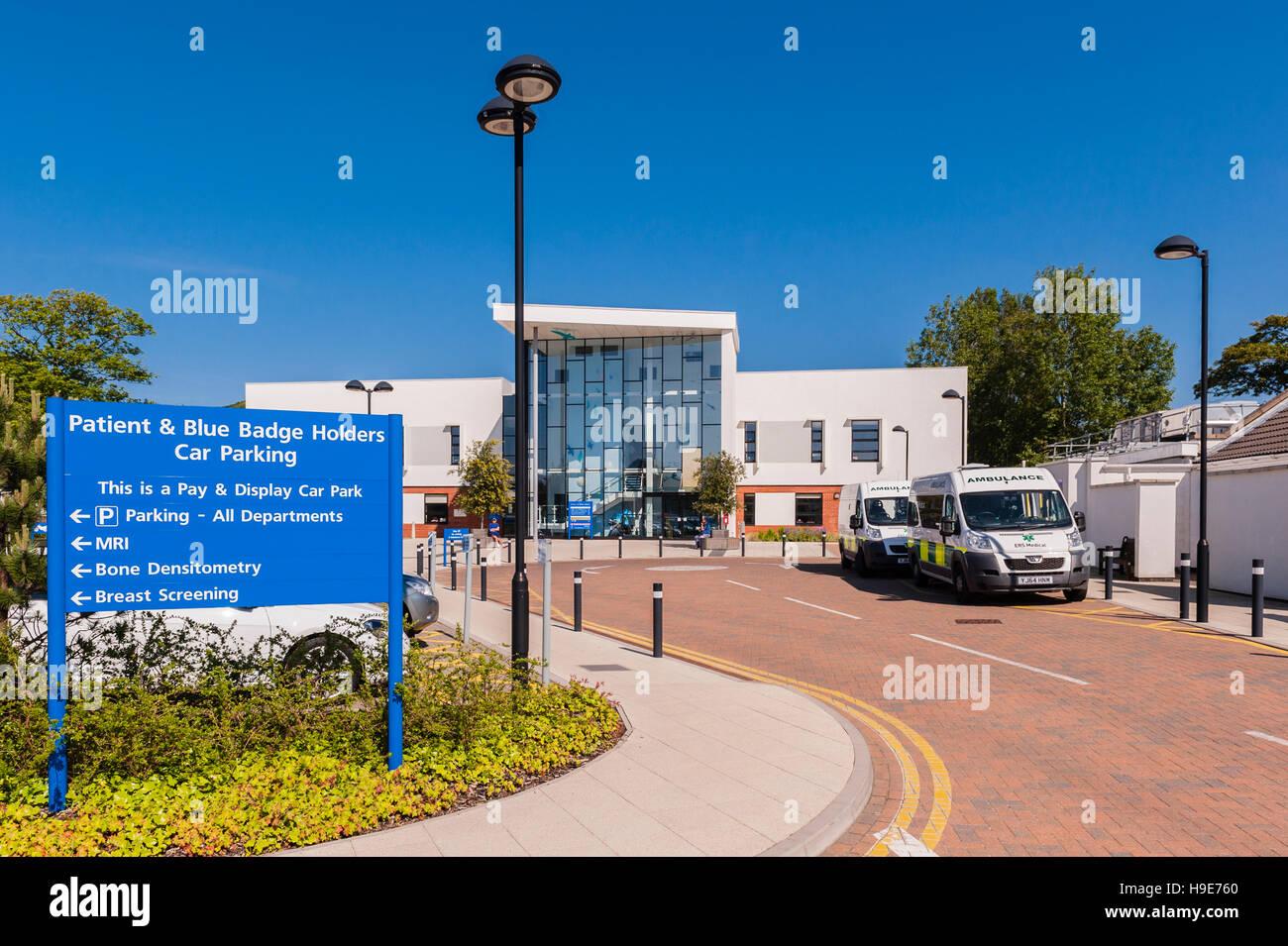 English Nhs Hospitals Stock Photos & English Nhs Hospitals ...
