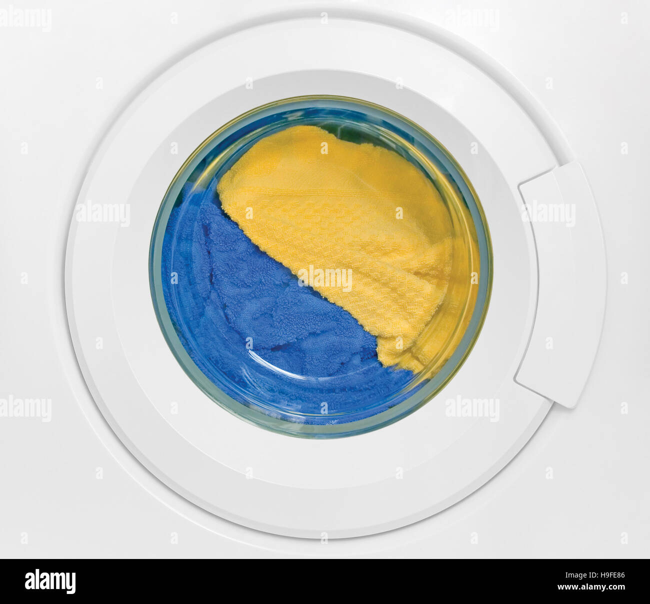how to clean front loading washing machine with white vinegar