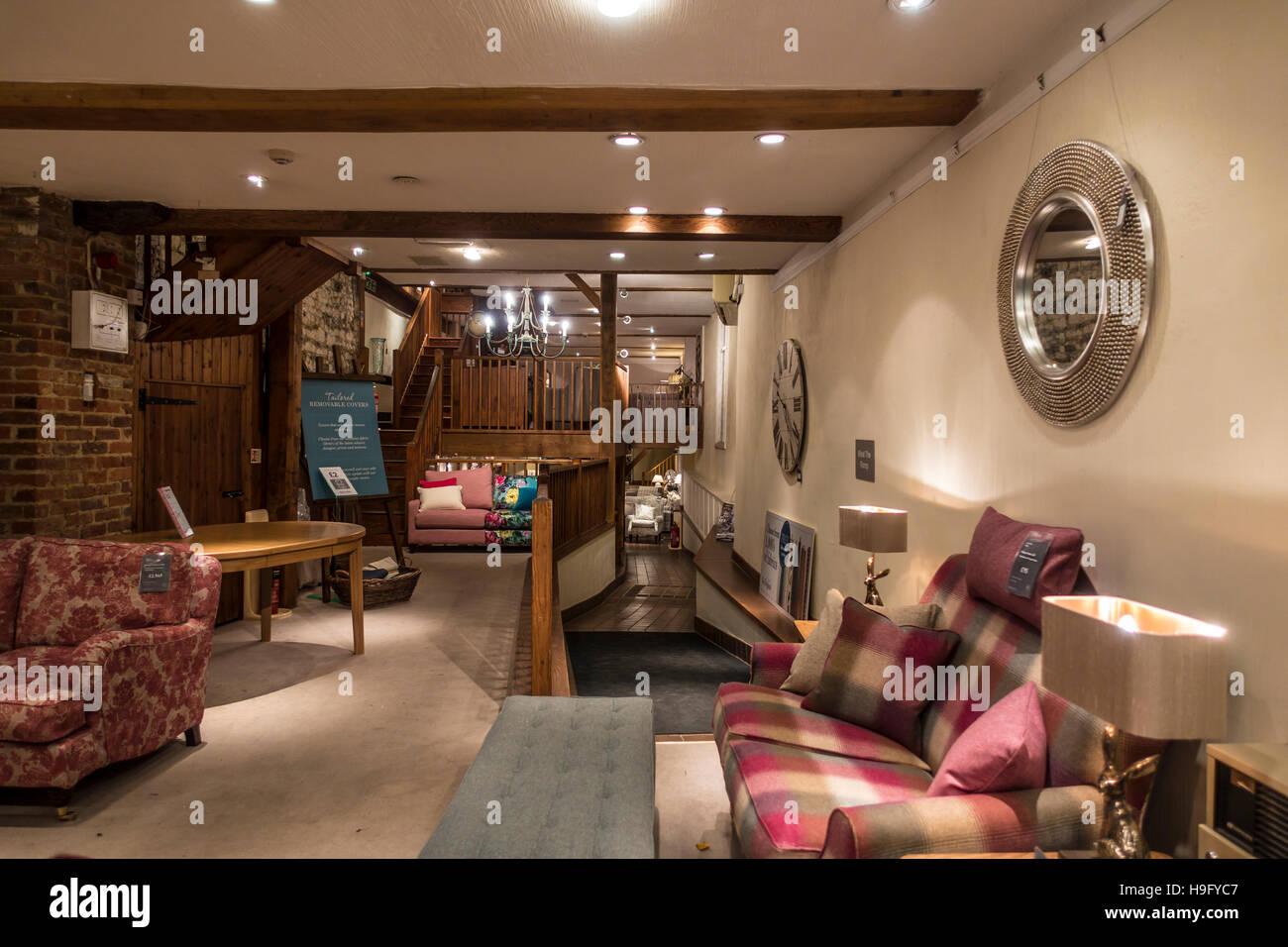 Multiyork Prestige Furniture Shop Best Lane Canterbury Kent - Stock Image