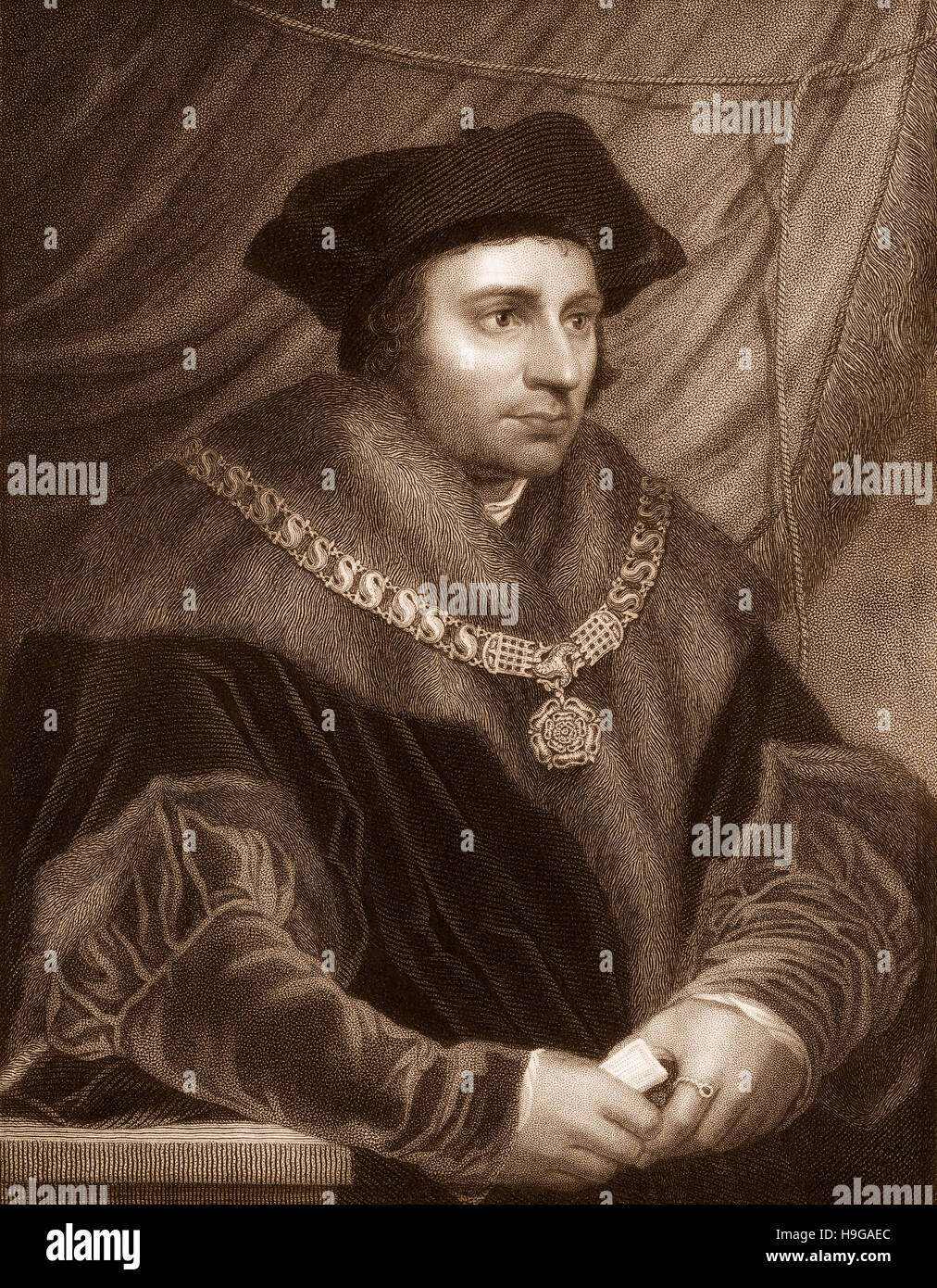 sir thomas more the martyr essay A man for all seasons, a play written by robert bolt, retells the historic events surrounding sir thomas more, the chancellor of england who remained silent regarding henry viii's divorce because more would not take an oath which essentially endorsed the king's separation from the church in.