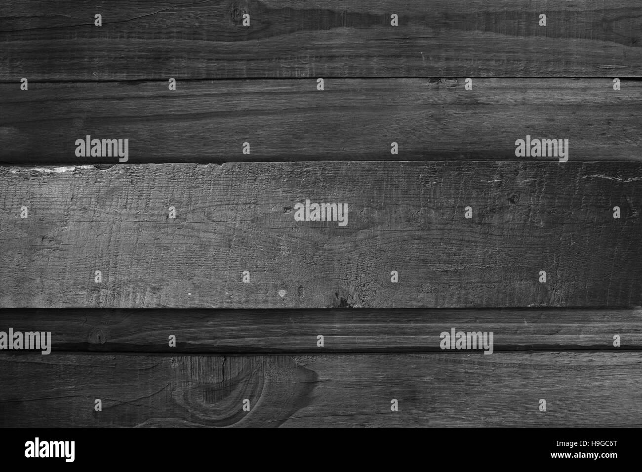 Composite image of overhead of wooden planks - Stock Image