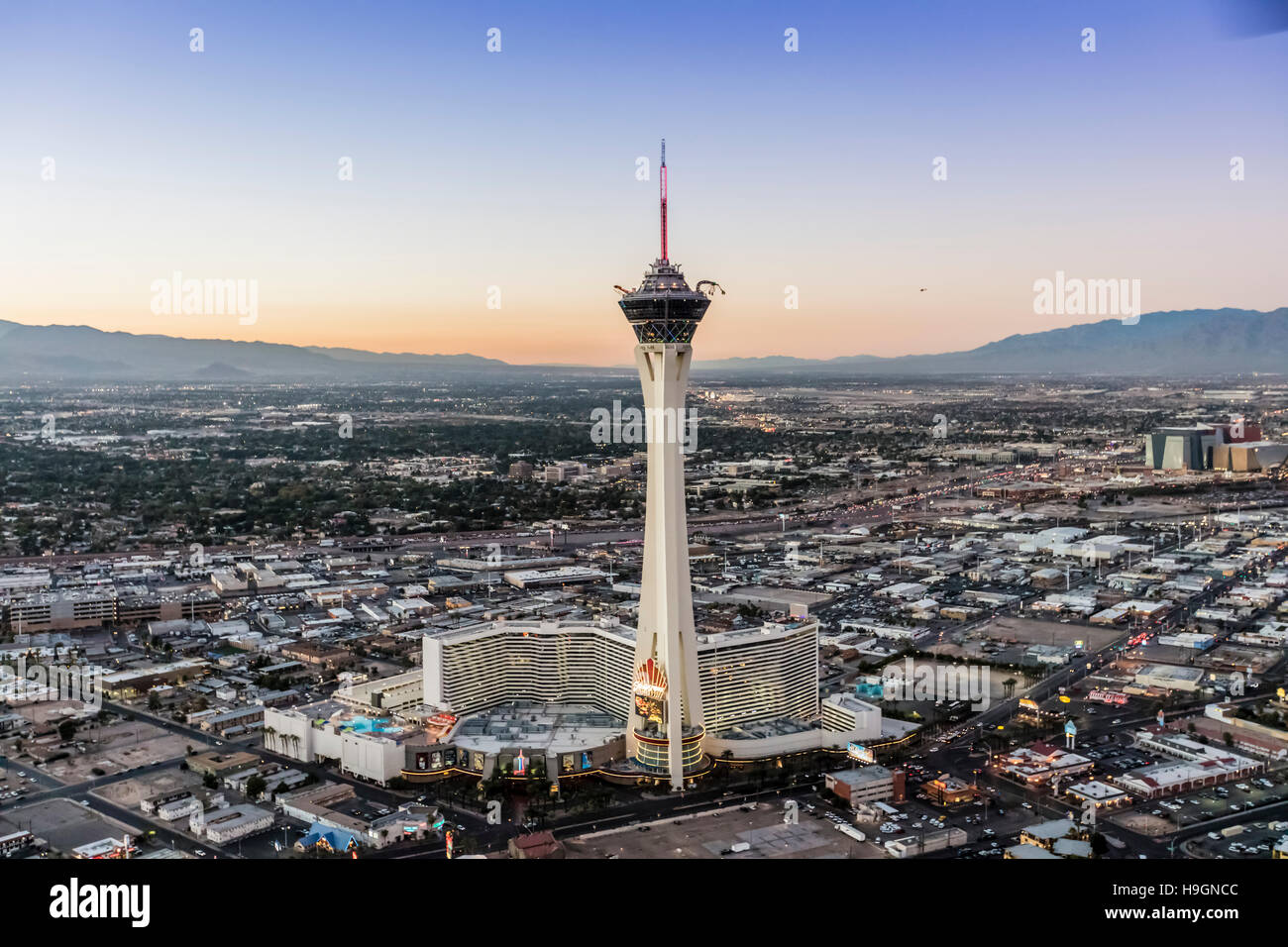 casino stratosphere