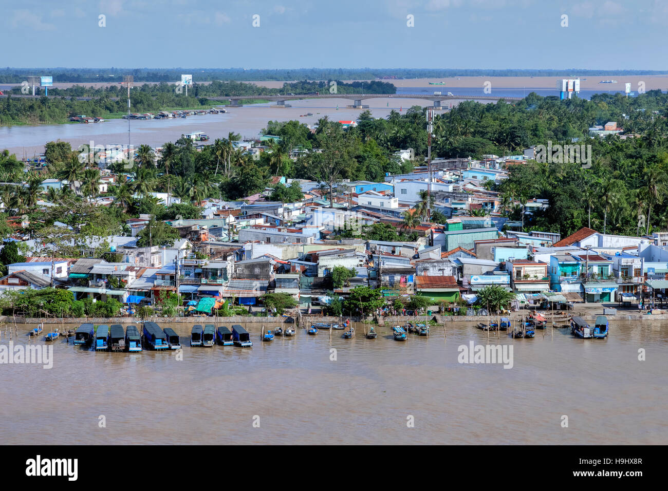 Can Tho, Mekong Delta, Vietnam, Asia - Stock Image