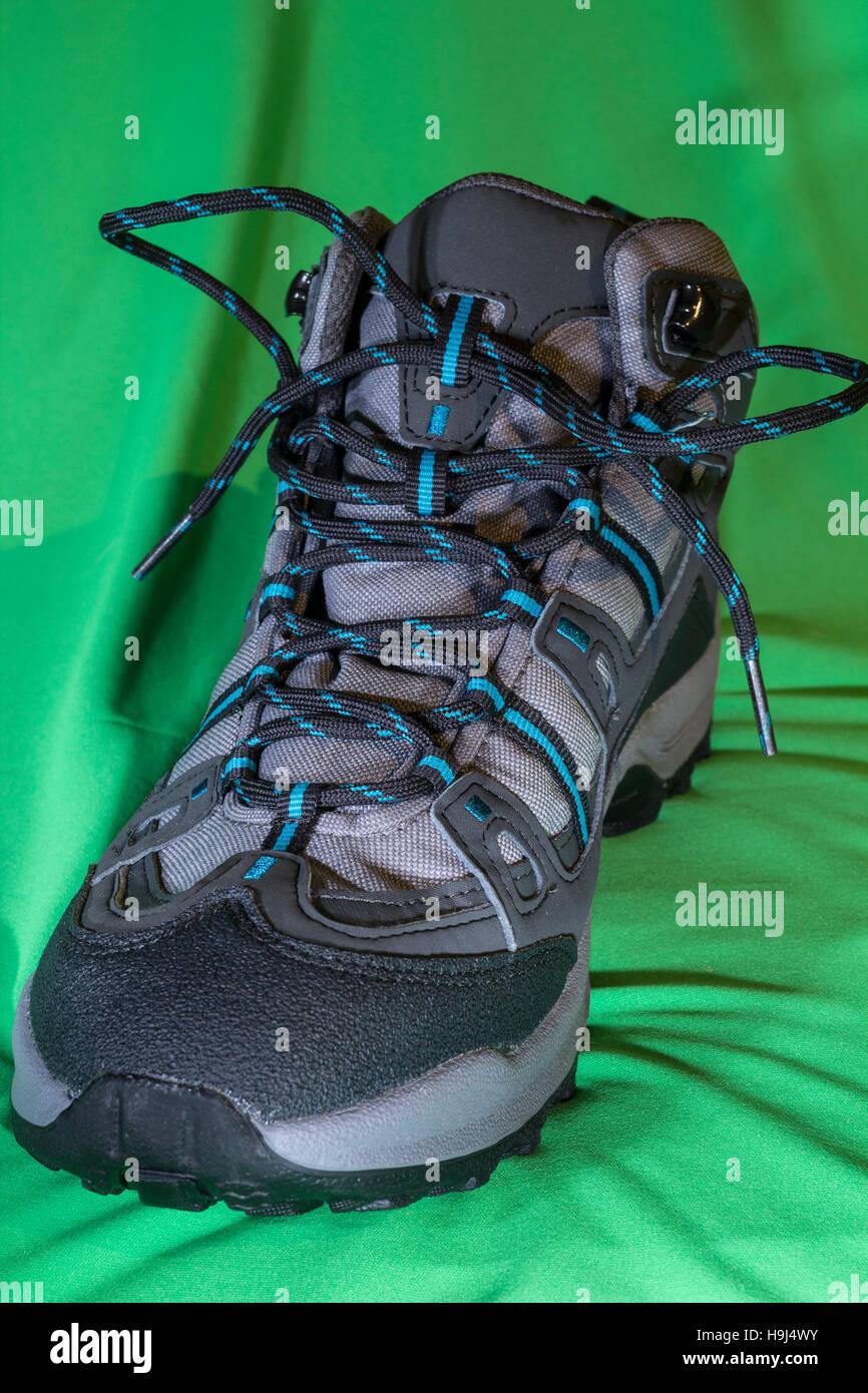 0fb7a6ceaa6 Decathlon trekking shoes Stock Photo: 126403479 - Alamy