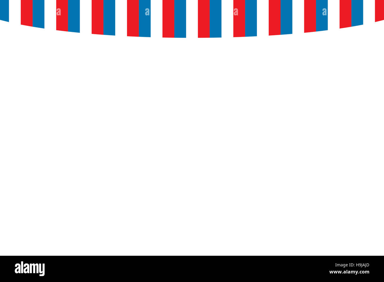 Digitally generated stripes - Stock Image