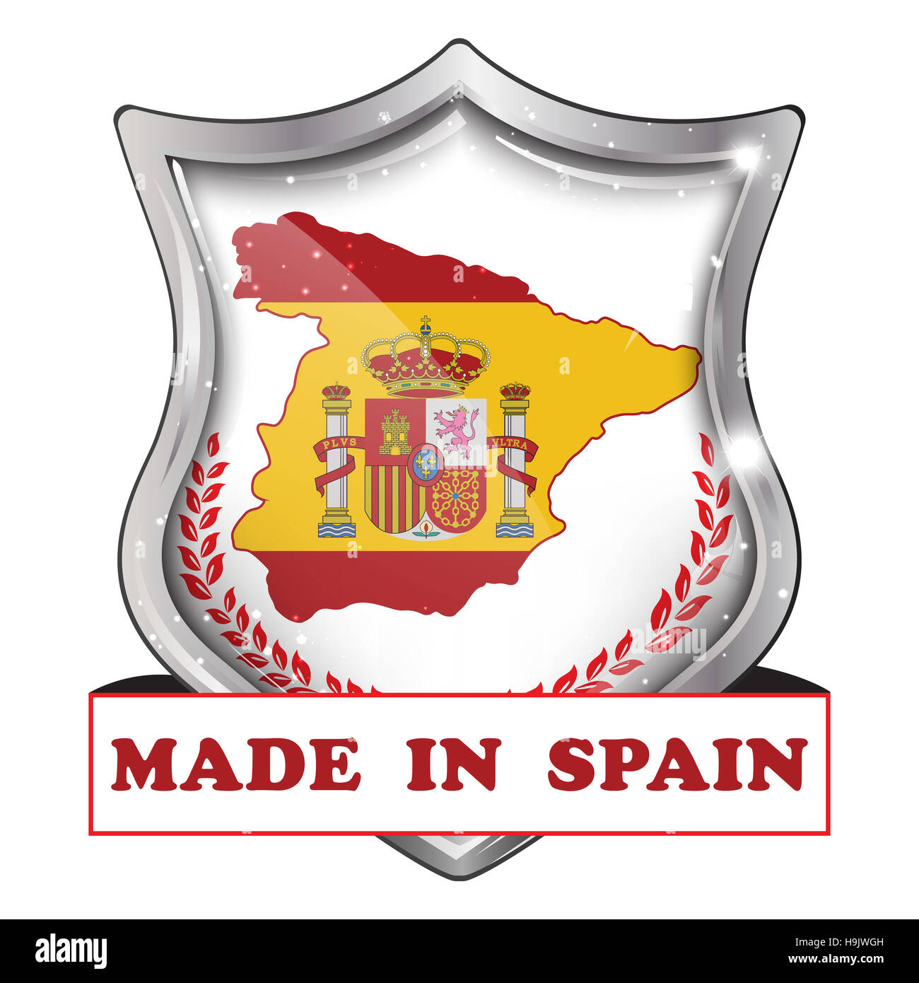 Made in Spain, Best quality because we care   business commerce ...